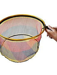 cheap -ZheZong ® Quick Dry Colourful Landing Net Without Handle 35cm Z03