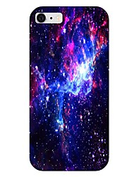 cheap -Case For Apple iPhone 6 Plus / iPhone 6 Pattern Back Cover sky / Scenery Hard PC for iPhone 6s Plus / iPhone 6s / iPhone 6 Plus