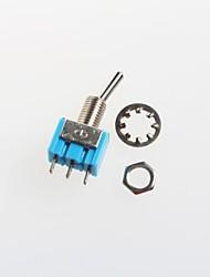 cheap -Toggle Switch Toggle Switch 6A 125V / 3A 250V (2pcs)