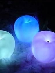 colorato forma cambia colore apple luce notturna led