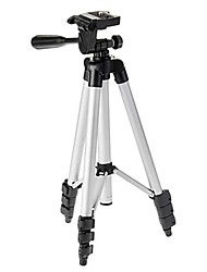 cheap -ismartdigi iR-130-SL 4-Section Camera Tripod (Silver+Black)