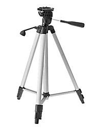 cheap -ismartdigi iR-340-SL 3-Section Camera Tripod (Silver+Black)