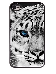 Per Custodie cover Custodia posteriore Custodia Resistente PC per iPhone 4s/4
