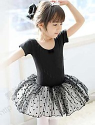 Shall We Ballet Dresses Children Training Cotton Princess Dress