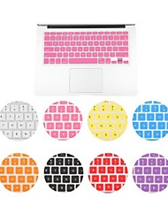 cheap -Solid Color High Quality Slim Keyboard Cover for Macbook Air 11.6 inch (Assorted Colors)