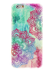 cheap -Case For Apple iPhone 7 / iPhone 7 Plus / iPhone 6 Plus Pattern Back Cover Mandala Hard PC for iPhone 7 Plus / iPhone 7 / iPhone 6s Plus