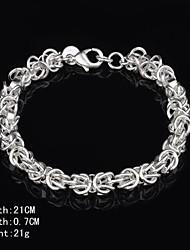 preiswerte -Mode-Sterling Silber Damen Armband klassischen weiblichen Stil