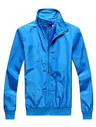 cheap -Men's Classic & Timeless Jacket-Solid Color,Classic