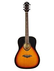 Недорогие -41 дюймов вокруг баллада гитарный тюнер исчезать + + ремни строки + броня + + пакет