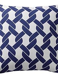 algodão geométrico moderno cobertura decorativa travesseiro