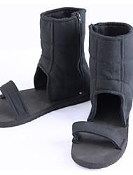 abordables -Zapatos de Cosplay Naruto Cosplay Animé Zapatos de cosplay Unisex