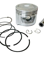 cheap -70CC Chinese 4 Stroke Engine Dirt Bike ATV Pit Bike Piston Kit 47MM Pin 13mm