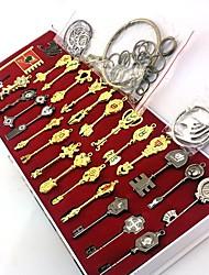 Altri accessori Ispirato da Fairy Tail Cosplay Anime Accessori Cosplay Portachiavi Uomo Donna