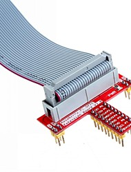 cheap -26 Pin Specified Data Cable And T GPIO Expansion Board Accessory for Raspberry PI B+