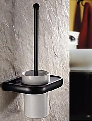 billige -Toiletbørsteholder Neoklassisk Messing 1 stk - Hotel bad