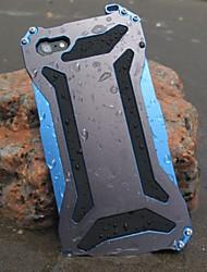 abordables -transformador de frío metal a prueba de polvo y resistente al agua y anti raspar de nuevo caso para el iphone 6s 6 Plus SE 5s 5