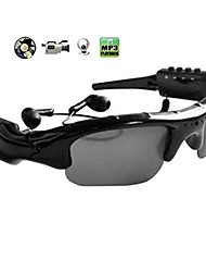 economico -occhiali da sole di video + MP3 Player occhiali DV DVR fotocamera videocamera di sport eyewear