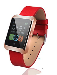 cheap -Smartwatch UPAD6 for iOS / Android Timer / Stopwatch / Activity Tracker / Sleep Tracker / Heart Rate Monitor / 1.3 MP / Hands-Free Calls / Media Control / Message Control / Camera Control