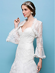 cheap -Lace Wedding / Party Evening Wedding  Wraps With Shrugs