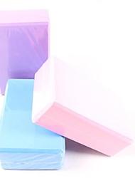 Blocos de Ioga (Rosa / Azul / Roxa mm Eco-friendly / Non Toxic