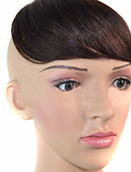 New Special Offer Seamless Oblique Bangs Modified Face Two-Color Optional