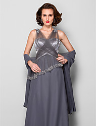 cheap -Sleeveless Chiffon Wedding / Party Evening Women's Wrap With Draping Shawls