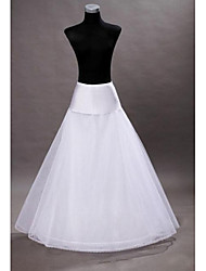 cheap -Wedding Slips Floor-length A-Line Slip With Wedding Accessories