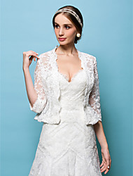 cheap -Lace Wedding Party Evening Wedding  Wraps Shrugs