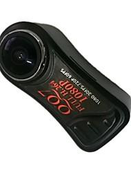 fengdeyuan 1/4 Zoll Farb-CMOS-Camcorder 1,4-Zoll-Bildschirm Video-Ausgang / Weitwinkel / 720p / 1080p / hd