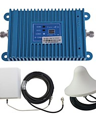 Intelligenz Dualband-GSM / DCS 900 / 1800MHz Handy-Signal-Booster-Verstärker + Outdoor-Panel Antennen-Kit