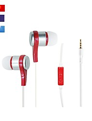 WEIDE® WD008 headphones earphones Wired In Ear With Microphone for Media Player/Tablet/Mobile Phone/Computer/MP3MP4