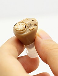 cheap -Best Digital Hearing Aid Aids Mini ITE Adjustable Tone Sound Voice Amplifier Acousticon