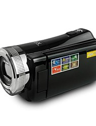 "rich® dvh-600 hd 720p Pixel 16,0 Megapixel 16-fach-Zoom 2,7 ""LCD-Bildschirm hd Digitalkamera Camcorder"