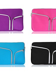 "Sleeve for Macbook 13"" Macbook Air 11""/13"" Macbook Pro 13""/15"" MacBook Pro 13""/15"" with Retina display Solid Color Textile Material Waterproof"