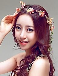 Lovely Jasmine Floral Bloom Bridal/Beach Honeymoom/Party Head Flowers/Headpieces/Garland