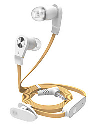 Fashion 3.5 mm Headphone In-Ear iPhone 6/6 Plus 4/5S /4  (Random Color)