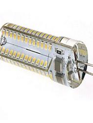 Недорогие -3 Вт. 250-300 lm G4 Точечное LED освещение 104 светодиоды SMD 3014 Тёплый белый Холодный белый AC 220-240V