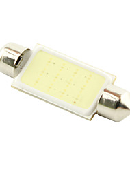 cheap -SO.K 41mm Car Light Bulbs 3W W COB 200lm lm Interior Lights