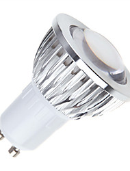 cheap -180 lm GU10 LED Par Lights MR16 1 leds COB Dimmable Warm White Cold White Natural White AC 220-240V AC 85-265V