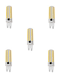G9 LED Corn Lights T 152 SMD 3014 1000 lm Warm White Cold White 2800-3200/6000-6500 K Dimmable AC 220-240 V