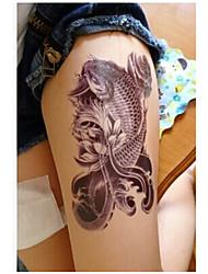Tatuaggi adesivi - Serie animali Neonato/Bambino/Da donna/Da uomo/Adulto/Teen - 1 pc - Modello - di Carta - 18*12cm(7.1*4.7in) -