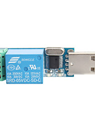 module relais usb / commutateur de commande intelligent