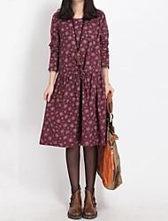 Sagetech Women's Big Yards Loose Thin Dress (More Colors)