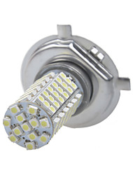 cheap -Car Modification Accessories 102-SMD3528 H4 18W LED White Light Fog Light 12V