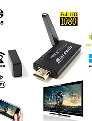 neueste a9 M806 TV Stick Miracast dlna vsmart Miracast Chrome iPush TV-Stick für Android Smartphone