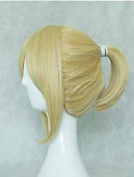 povoljno -Žene Ravan kroj Sintentička kosa Plavuša