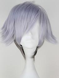 povoljno -Cosplay Wigs Cosplay Cosplay Anime Cosplay Wigs 35 CM Otporna na toplinu vlakna Muškarci