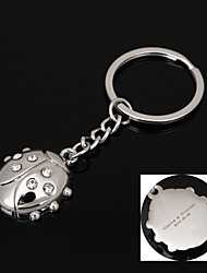 cheap -Keychain Favors Stainless Steel Crystal Items-Piece/Set