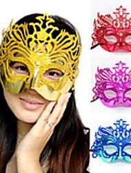 Недорогие -золотая маска шнурок / многоцветной обычный Маска красоты