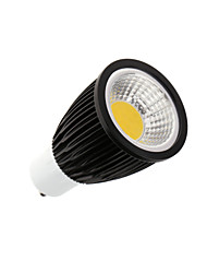 cheap -3000-3500 lm GU10 LED Spotlight MR16 1 leds COB Warm White Cold White AC 100-240V